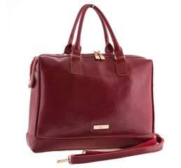 Сумка женская B1 MB1224 сумка Цвет: бордовый