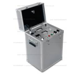 СНЧ-25 - Установка для випробування ізоляції високовольтних кабелів із «зшитого» поліетилену