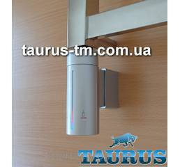 Сенсорний ТЭН InstalProjekt HOT2 N0 (MS) Silver : регулювання  таймер до 8ч; LED- підсвічування  маскування дроту