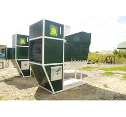 Сепаратор для зерна (зерноочистительная машина)