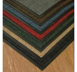 Грязезащитные килимки Дабл Стрипт Avial Грязезащитный килимок Дабл Стрипт, 120*150 шоколад. 1022522