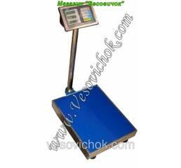Весы товарные Центровес ВПЕ-405-СМ 150кг (400х500мм)
