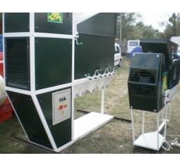 Сепаратор зерна (зерноочистительная машина) ИСМ-20