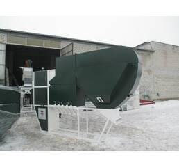 Зерновой сепаратор ИСМ-15-ЦОК