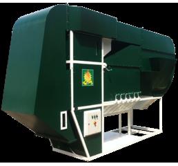 Зерновой сепаратор ИСМ-40-ЦОК