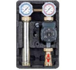 """66518 ЕА  Насосная группа FL-UK 2"""" без насоса  (до 304 кВт при ΔТ=20 С и скорости 1,5 м/с) MEIBES"""