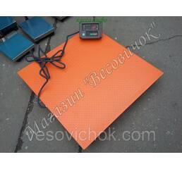 Платформенные весы ЗЕВС ВПЕ (1000×1000см) 1000кг 500