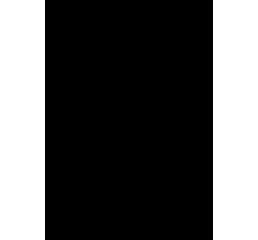 """Доска магнитная на холодильник меловая """"Миньон"""" (30х32см)"""