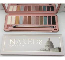 Набор теней Urban Decay Naked 8 - 12 цветов