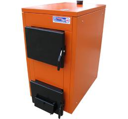 Котел сталевий твердопаливний водогрійний КС-ТБ-25, купити