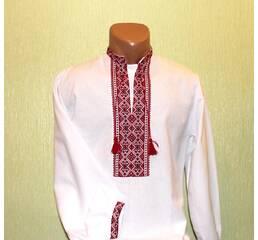 Рубашка вышитая для мальчика ручной работы недорого