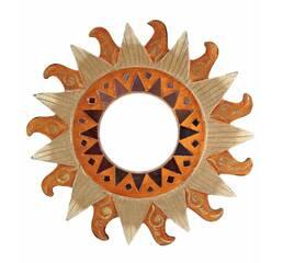 "Зеркало мозаичное ""Солнце "" (d-30 cм)"