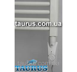 ЭЛЕКТРОТЭН Heatpol GE white: регулятор знімний   таймер до 3 ч. для полотенцесушителей. Польща