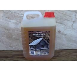 Олія лляна для дерева, 10 л купити недорого