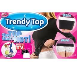 Невидимый пояс Trendy Top (майка Тренди Топ)