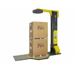 Паллетоупаковщик SW2-3000Р SIAT с прижимным устройством и высотой упаковки до 3000 мм, купить недорого