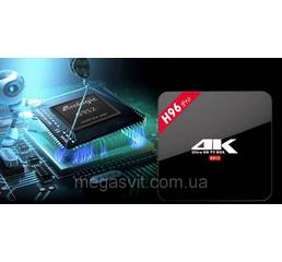 Смарт приставка H96 PRO Amlogic S912 с 3Gb RAM