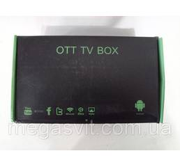 Смарт TV Box TX3 PRO (ТВ приставка TX3 PRO)
