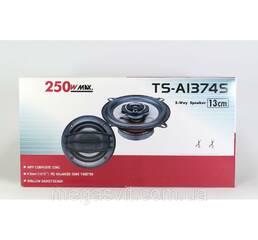 Автомобільні акустичні динаміки TS - 1374 (автомобільні колонки, автоколонка)