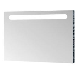 Дзеркало Classic 600, онікс/сірий