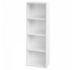 Шкафчик Colour 40x120, белый