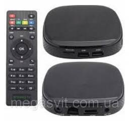 Приставка SMART TV 758 (Android TV-box AT-758)