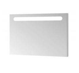 Зеркало Chrome 600 белое