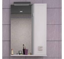 Зеркало Mobis 65 правое, белый глянец