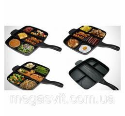 Инновационная универсальная сковорода Magic Pan