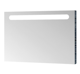 Дзеркало Classic 700, онікс/білий