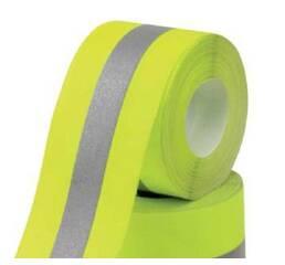 Світловідбиваюча стрічка LX 501-Y (коефіцієнт відображення > 380 cd (lx.m2)), купити недорого