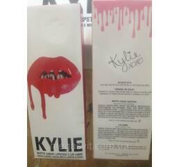 Матовая стойкая помада Kylie 8611 Golden (продается только по 12 шт.)