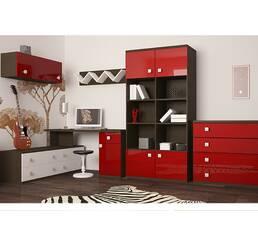 """Модульні меблі """"Сіті"""" ДСП для підліткової кімнати"""