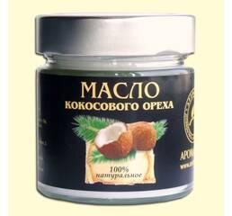 Кокосового ореха, 100% натуральное масло Ароматика нерафинированное, 200 мл
