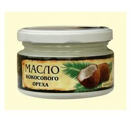 Кокосовое, 100% натуральное, нерафинированное, 185 мл