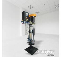 Универсальная полуавтоматическая закаточная машина для жестебанок и стеклобанок (СКО)