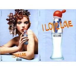 Парфумерія оптом. Туалетна вода  Moschino I Love Love