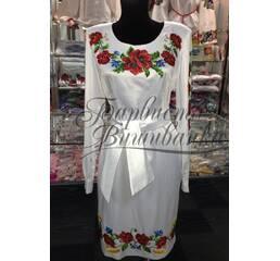 Вышитое платье БЖСЖ-013
