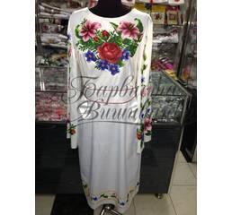 Вышитое платье БЖСЖ-036