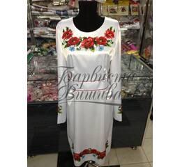 Вышитое платье БЖСЖ-003
