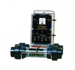 Безхлорна система дезінфекції води E-CLEAR MK7/CF1-75, купити в Харкові