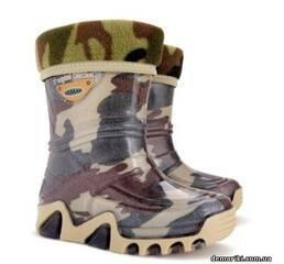 Гумові чоботи DEMAR STORMIC LUX PRINT e (Хакі) fb213137f61c6