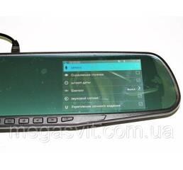 Автомобильный видеорегистратор DVR 138 (зеркало с камерой заднего вида)