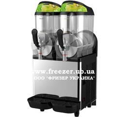 Гранитор/слаш машина для производства фруктового льда (смузи).Модель H-112 /  EWT INOX SD1/6-2