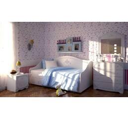 Меблі Світі для дитячої кімнати дівчинки