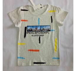 Дитяча футболка для хлопчика оптом на 8-11 років