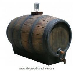 "Бочка для вина пластмасова, тип ""barrique"", 500 л"