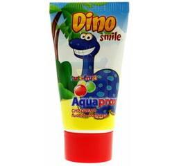 Зубна паста дитяча Dino smile tuti-fruti 60 г Польща