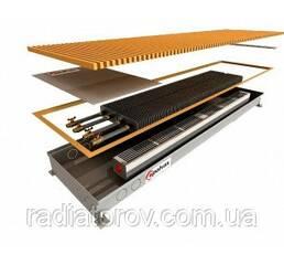 Внутрипольные конвекторы Polvax KV.300.2750.90/120 з вентилятором