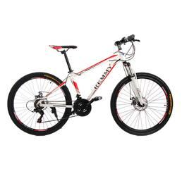 Велосипед 26 Remmy ASTOR 15 AM DD бело-красный глянец
